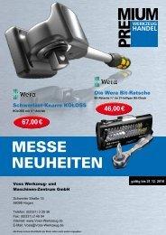 67,00 - Voss Werkzeug