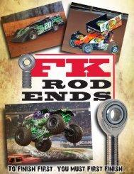 FK Rod Ends - Catalogue 2011 - Waikato Bearings