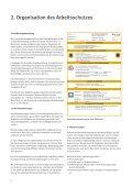 Arbeitssicherheit und Gesundheitsschutz in der Orthopädie ... - Seite 5
