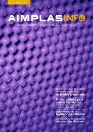 Boletín AIMPLASINFO nº45, Junio 2013