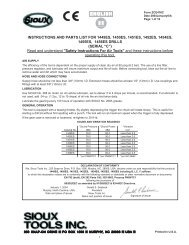 Sioux Tools 14312 O-Ring