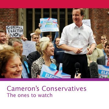 Cameron's Conservatives - Open Road