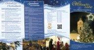 Freitag, 07. Dezember 2012 - 16.00 bis 21.00 ... - Bayerischer-Wald
