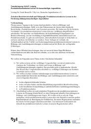 Dr. Frank Braun/Dr. Tilly Lex - Kompetenzen fördern