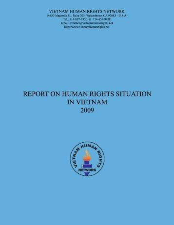 English - Vietnam Human Rights Network