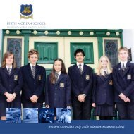 Download the Perth Modern School Prospectus (PDF 0.88 MB)