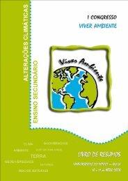 Livro de Resumos - Departamento de Ciências da Terra