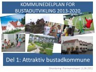 Presentasjon - Formannskapet 11 juni - Fjell kommune