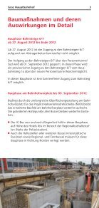 Fahrgastinformation - Stadtentwicklung Graz - Seite 3