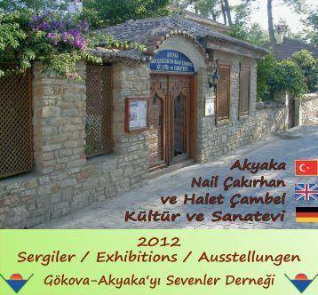 2012 Sergiler / Exhibitions / Ausstellungen - Die Freunde von ...