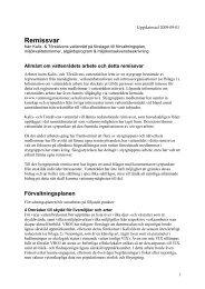 Kalix- och Töreälvens vattenrådsområde - VRO 2