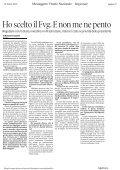 Serracchiani: ho scelto il Fvg e non me ne pengo - la Presidente - Page 2