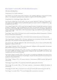 Decreto legislativo 7 settembre 2005, n. 209. Codice ... - Aodv231.it