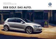 Download - VW Golf - Preisliste - Volkswagen AG