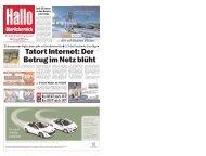 Tatort Internet: Der Betrug im Netz blüht