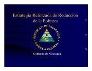 Estrategia Reforzada de Reducción de la Pobreza - CISAS   Centro ...