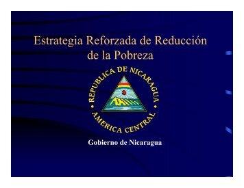 Estrategia Reforzada de Reducción de la Pobreza - CISAS | Centro ...