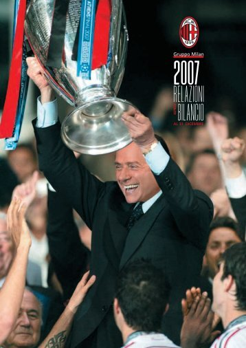 2007 12 31 Bilancio Milan