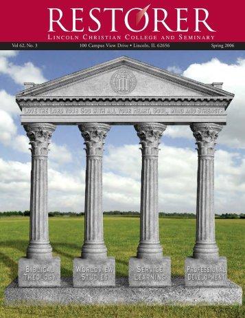 Alumni - Lincoln Christian University