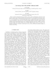 Low-energy scale of the periodic Anderson model