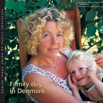 Family day-care ind Danmark - FOA
