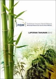 Muat turun Laporan Tahunan 2012 - PIDM