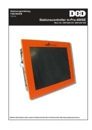Stationscontroller m-Pro-400SE - Apex Tool