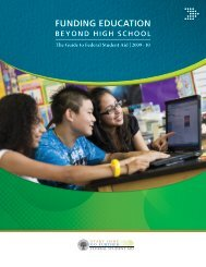 Federal Guide to Student Aid (PDF)