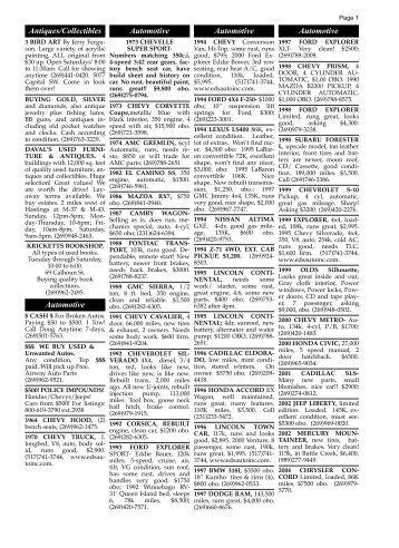 82709 classifieds - Battle Creek Shopper News