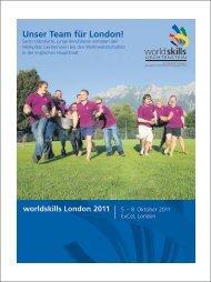 Unser Team für London! - worldskills Liechtenstein