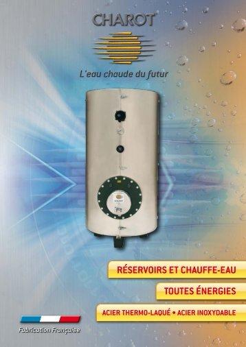 chauffe-eau +eco - NumerEbook