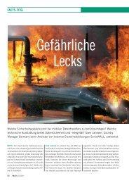 Facts-Titel - FACTS Verlag Gmbh
