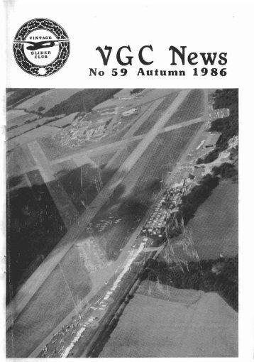 No 59 Autumn 1986 - Lakes Gliding Club
