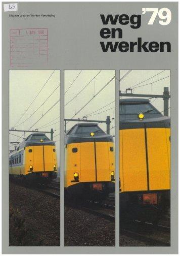 Page 1 Page 2 Weg en Werken 1979 Uitgave van de Weg en ...