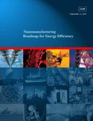 Nanomanufacturing Workshop Agenda - BCS Inc.