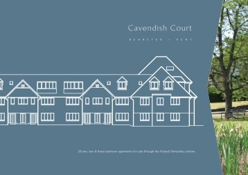 Cavendish Court - Hyde New Homes