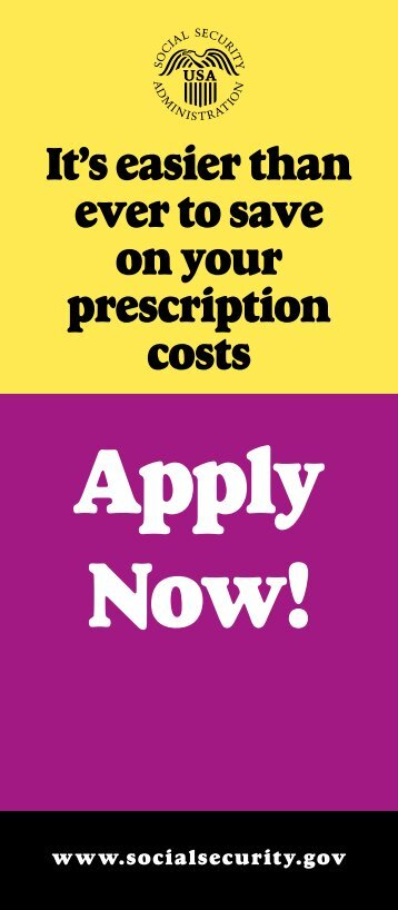 It's Easier Than Ever to Save On Your Medicare Prescription Drug ...