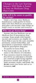 It's Easier Than Ever to Save On Your Medicare Prescription Drug ... - Page 2