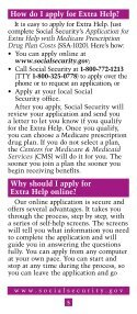 It's Easier Than Ever to Save On Your Medicare Prescription Drug ... - Page 5