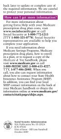 It's Easier Than Ever to Save On Your Medicare Prescription Drug ... - Page 6