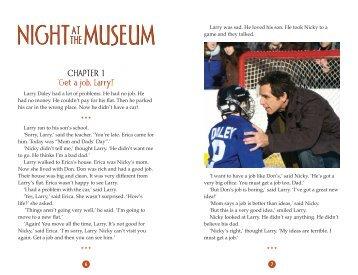 NIGHT MUSEUM NIGHT MUSEUM - Scholastic