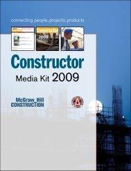 Media Kit 2009 - McGraw Hill Construction