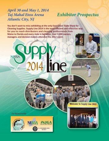 Supply Line 2014 Exhibitor Prospectus