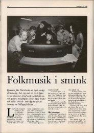 1992-06-00 Tonfallet Quinnen Folkmusik i smink