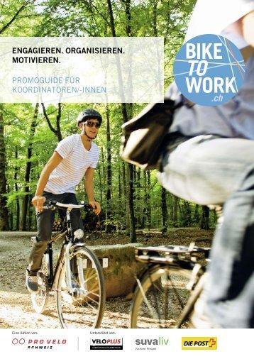 PROMOGUIDE FÜR KOORDINATOREN/-INNEN ... - Bike to work