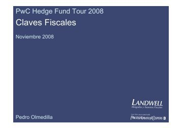 Claves Fiscales - pwc
