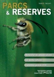 Restauration des pelouses calcaires Les abeilles solitaires L ...
