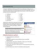 Mastercam perusteet - Tiedostojen käyttö - Mastercam.fi - Page 6
