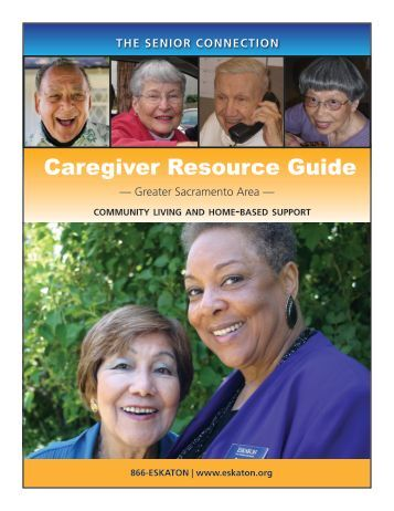 View Caregiver Resource Guide - Eskaton