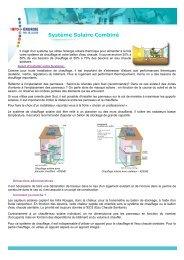 Système Solaire Combiné - Espace Info Energie Pays de la Loire